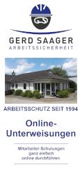 Flyer Online-Unterweisungen
